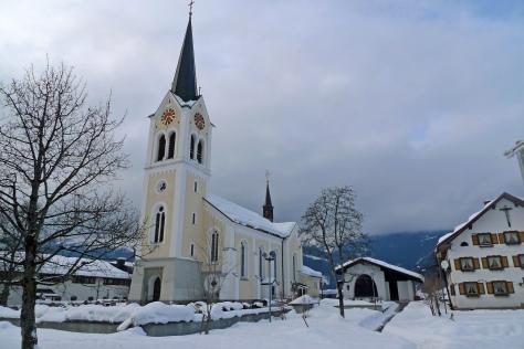 Pfarrkirche Riezlern